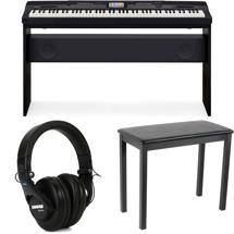 Casio CGP-700 / CBXW Home Piano Package