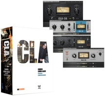 Waves CLA Classic Compressors Plug-in Bundle
