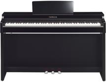 Yamaha Clavinova CLP-525 - Polished Ebony