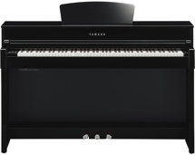 Yamaha Clavinova CLP-535 - Polished Ebony
