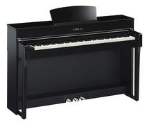 Yamaha Clavinova CLP-635 - Polished Ebony
