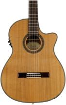 Fender CN-240SCE Thinline - Cedar Top