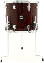 DW Collector's Series Finish Ply 16