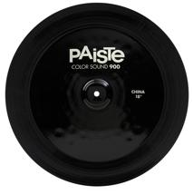 "Paiste 900 Series Colorsound China - 18""- Black"