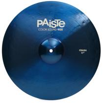 Paiste 900 Series Colorsound Crash - 17