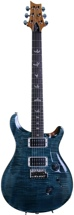 PRS Custom 24 Figured Top w/Tremolo and Pattern Thin Neck - Blue Crab Blue