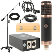 Telefunken CU29 Package with Stand and Cable
