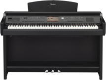 Yamaha Clavinova CVP-705 - Black Walnut Finish