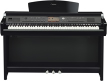 Yamaha Clavinova CVP-705 - Polished Ebony