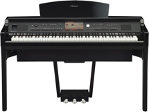 Yamaha Clavinova CVP-709 - Polished Ebony