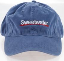 Sweetwater Low-profile Logo Cap - Maritime Blue