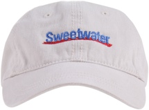 Sweetwater Low-profile Logo Cap - Stone