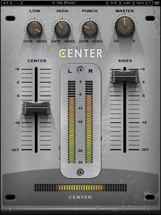 Waves Center Plug-in