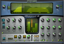 McDSP Channel G Compact HD v6 Plug-in