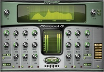 McDSP Channel G HD v6 Plug-in