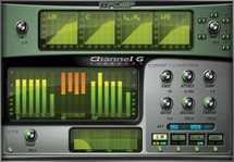McDSP Channel G Surround HD v6 Plug-in