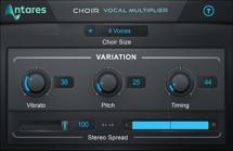 Antares CHOIR Evo Vocal Multiplier Plug-in