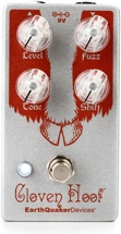 EarthQuaker Devices Cloven Hoof V2 Silicon Fuzz Pedal Pedal