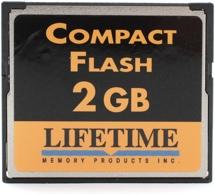 Top Tier CompactFlash Card - 2 GB, 133x