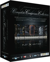 EastWest Quantum Leap Complete Composer's Collection - Mac