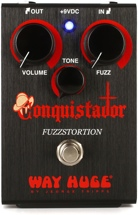 Way Huge Conquistador Fuzzstortion Pedal