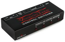 Voodoo Lab Control Switcher MIDI Amp Channel Switcher
