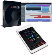 Steinberg Cubase 7 and CMC-CH Channel Controller Bundle