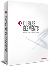Steinberg Cubase Elements 9 (boxed)