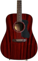 Guild D-125 Dreadnought - Cherry Red