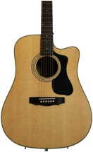 Guild D-150CE Dreadnought Acoustic/Electric w/Cutaway - Natural