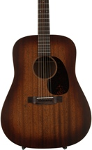 Martin D-15M Dreadnought, Burst