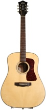 Guild D40BG Bluegrass Jubilee with D-Tar - Natural, Acoustic/Electric