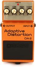 Boss DA-2 Adaptive Distortion Pedal