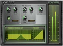 McDSP DE555 De-esser HD v6 Plug-in