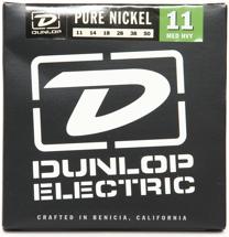 Dunlop DEK1150 Pure Nickel Medium Heavy Electric Strings