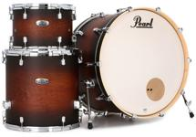 Pearl Decade Maple Shell Pack - 3pc - Satin Brownburst