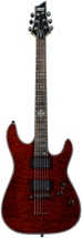 Schecter Damien Elite-6 - Crimson Red