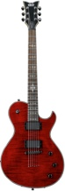 Schecter Damien Elite Solo-6 - Crimson Red