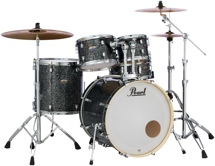 Pearl Decade Maple Shell Pack - 5-pc - Slate Galaxy Flake Wrap