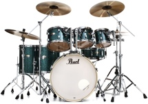 Pearl Decade Maple Shell Pack - 7pc - Ocean Galaxy Flake Wrap