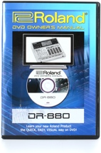 Roland DR-880 DVD Video Manual