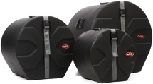 SKB 3-piece Drum Case Pre-Pack 16x20, 10x12, 16x16F