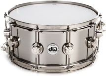 DW Collector's Series Metal Snare - 6.5