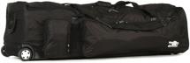 """Humes & Berg Drum Seeker Tilt-N-Pull Hardware Bag - 54"""" x 14"""" x 9"""""""