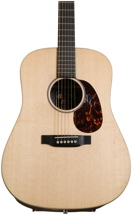 Martin DX1AE Solid Top Dreadnought Acoustic/Electric - Mahogany HPL Back and Sides