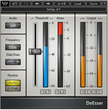 Waves DeEsser Plug-in