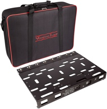 Voodoo Lab Dingbat Pedalboard PX Package - PX-8 Plus and Pedal Power 4x4