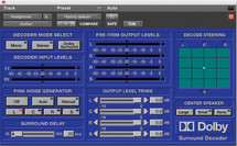 Dolby Surround Tools TDM Plug-in
