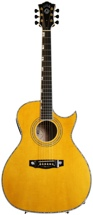 Guild Doyle Dykes Signature - Quilted Maple, Natural