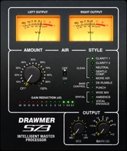Softube Drawmer S73 Intelligent Master Processor Plug-in